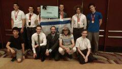 נבחרת ישראל לאולימפיאדת המתמטיקה לנוער 2016. צילום: דוברות משרד החינוך