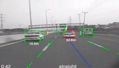 שימוש בראיה ממוחשבת לנהיגה אוטונומית. מתוך אתר מובילאיי