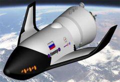 הדמייה של חללית הקליפר. מקור: RSC Energia.
