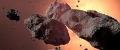 חוקרים ישראלים מציעים השערה לפיה האסטרואידים הטרויאנים של מאדים נוצרו כתוצאה מהתנגשות ענקית. איור: pixabay.