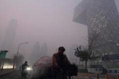 זיהום אוויר בבייג'ינג. צילום: 大杨.