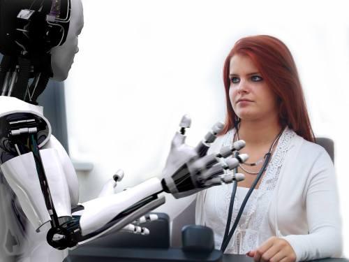 אילוסטרציה. ראייה כוללת של הטכנולוגיה כיום מובילה באופן בלתי-נמנע למסקנה שמנועי בינה מלאכותית יוכלו להתמודד גם עם חלק גדול מהאינטראקציות האנושיות ולייחס להן משמעות נכונה. מקור: pixabay.