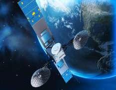 לוויין תקשורת. מקור: NASA.