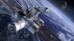 תחנת החלל הפרטית המתוכננת אורורה, שתשמש כמלון בחלל. התחנה תיבנה באופן מודולרי. איור: Orion Span