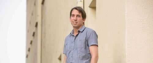 """ד""""ר רונן אלדן, חתן פרס ארדש. צילום: דוברות מכון ויצמן"""