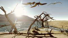 דינוזאורים מעופפים. איור: shutterstock