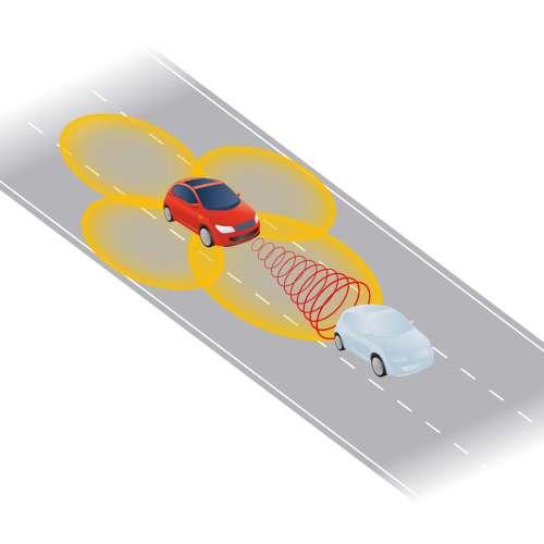תאונות דרכים של מכוניות אוטונומיות. איור: shutterstock
