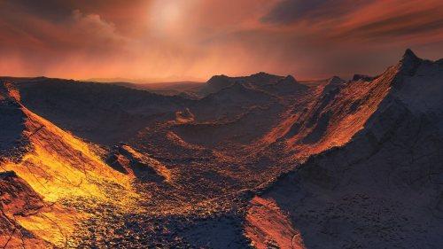 הכוכב היחיד הקרוב ביותר למערכת השמש מוקף על ידי כוכב לכת בעל מסה גדולה פי 3.2 מכדור הארץ ולפיכך מכונה סופר כדור ארץ. פרויקט נקודות אדומות הוא אחד ממבצעי התצפית הגדולים ביותר עד כה בכוכבי לכת מחוץ למערכת השמש, תוך שימוש בנתונים ממגוון רחב של טלסקופים, כולל מכשיר ה - HARPS למדידת דעיכת אור הכוכבים כשכוכב לכת חולף לפניהם של ESO, חשף את העולם הקפוא והאפלולי. כוכב הלכת שהתגלה לאחרונה הוא הכוכב השני הקרוב לכדור הארץ. הכוכב של ברנרד הוא הכוכב המהיר ביותר בשמי הלילה. באדיבות ESO