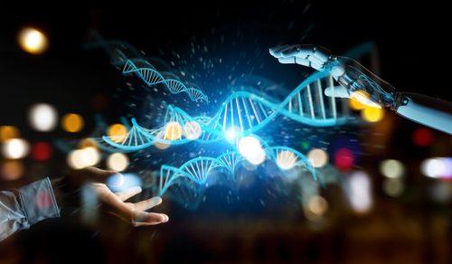 עתיד האבולוציה האנושית. איור: shutterstock