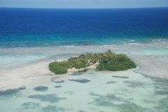 אטול האלמוגים טורנף. צילום: Turneffe Atoll Trust