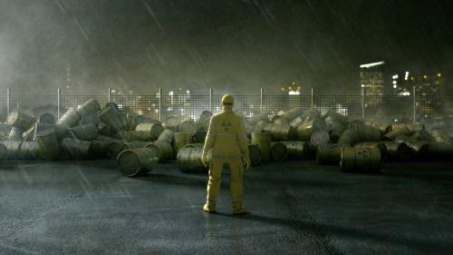 פסולת גרעינית. אילוסטרציה: shutterstock