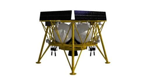 ג'נסיס, הגרסה המסחרית של בראשית שהתעשייה האווירית תפתח עבור חברת FIREFLY. מתוך אתר החברה
