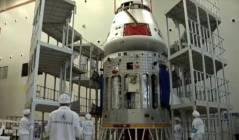 אב טיפוס של חללית סינית מאויישת חדשה, תצטרף לחלליות שנז'ו. צילום: האקדמיה הסינית למדעי החלל CAST.