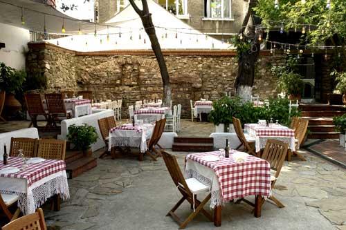 Giritli Restoran'ın web sitesinden alınmıştır.
