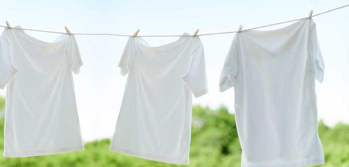 Sararmış Çamaşırlar Nasıl Temizlenir