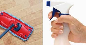 Temizlik İçin Pratik ve Sıradışı Öneriler