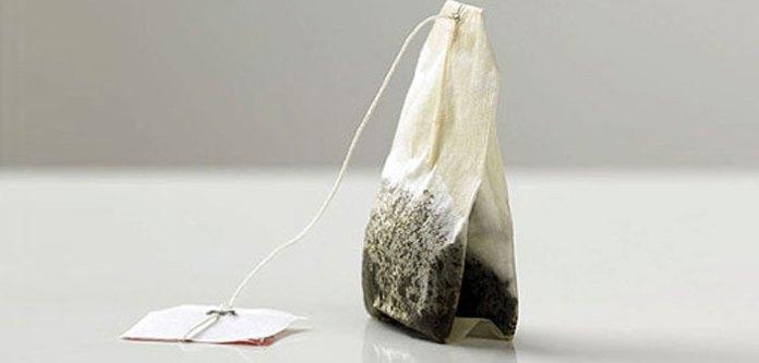 Kullanılmış Çay Poşetlerini