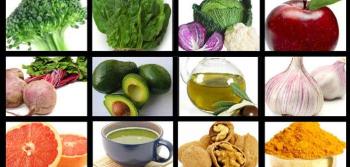 Karaciğerin Temizlenmesine Yardımcı Olan Yiyecekler