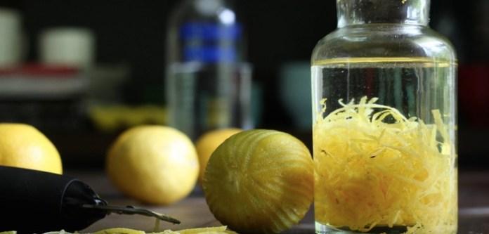 Limon Özütü Nasıl Çıkarılır?