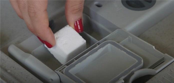 Bulaşık Makinesi Tabletini Kendiniz Yapabilirsiniz