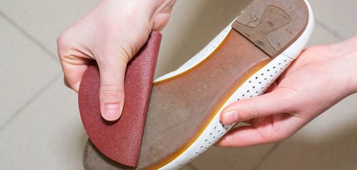 Ayakkabıların kaymasını önlemek