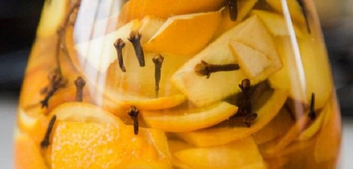 Karanfil ve Portakallı Çok Amaçlı Temizleyici