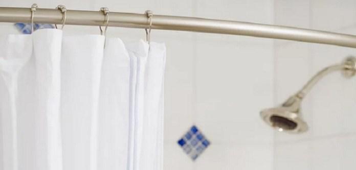 Duş Perdesini Temizlemek İçin Basit Bir Tüyo
