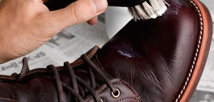 Kuru veya Sert Deri Ayakkabı