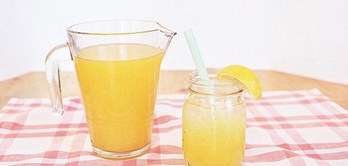 Şeftali Limonatası Tarifi