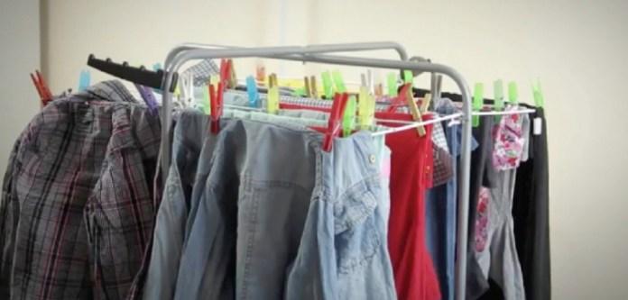 Çamaşırı Evde Kurutmanın Zararları