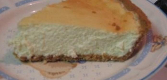 Şekersiz Cheesecake