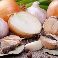 دراسة تؤكد على أهمية تناول الثوم والبصل !