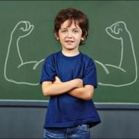 كيف تزيد من ثقة طفلك بنفسه؟