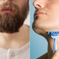 هل تحب المرأة الرجل باللحية أم بدون لحية؟ Beard