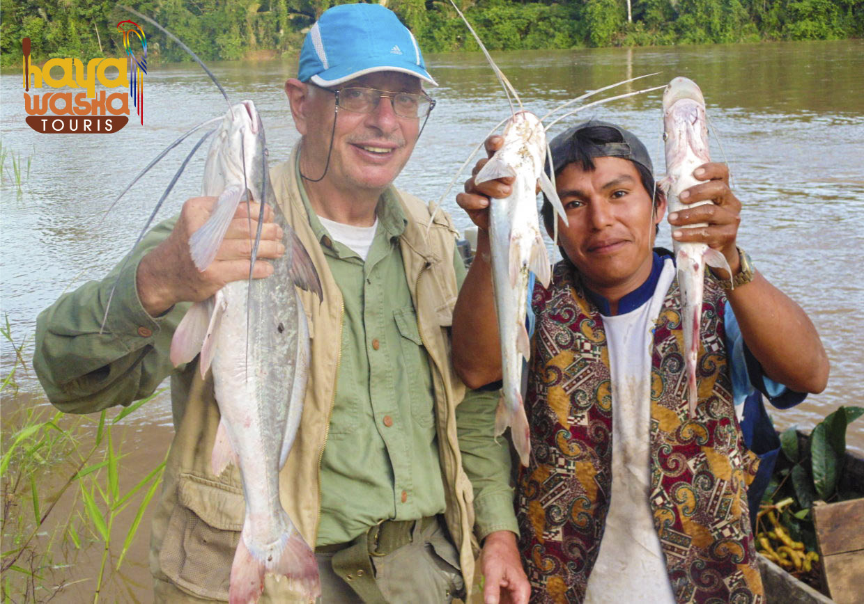Tour 5 Días 4 Noches Yasuní Curaray-Pavacachi