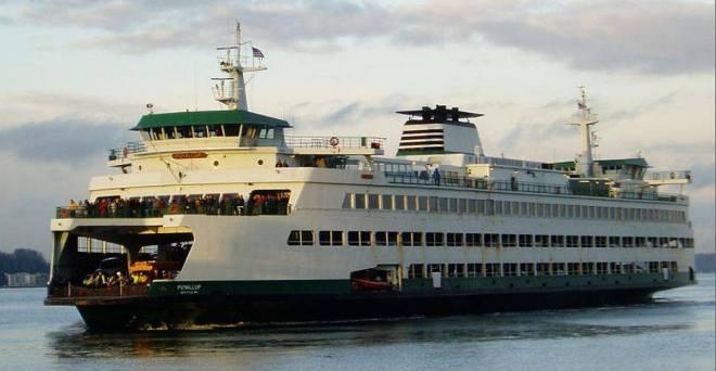 Portland Water Taxi | Hayden Island