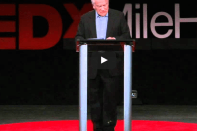 "Cousin Jim Hayes Speaks On ""Leading Change"" at TEDxMileHigh"