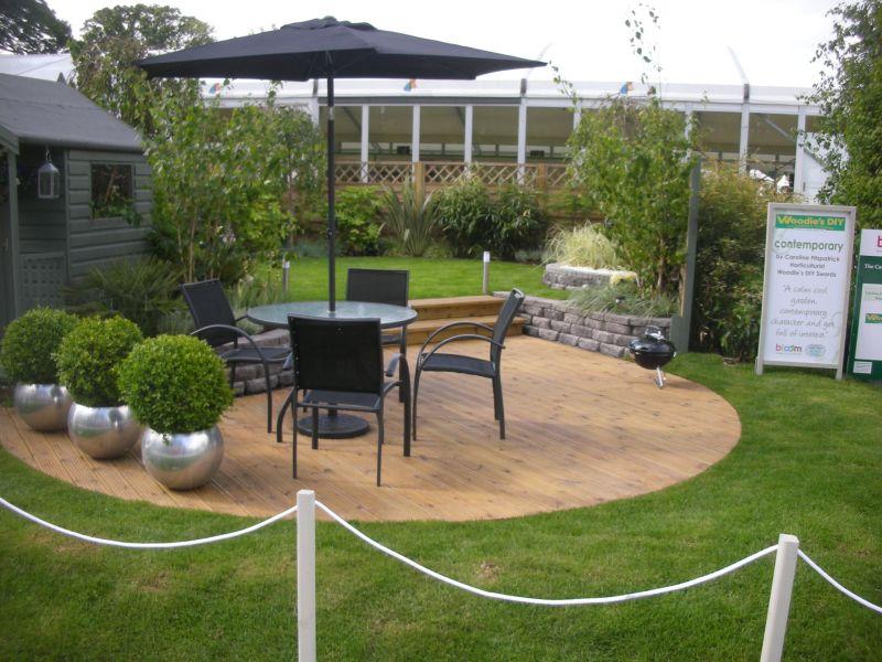 Split Level Garden - Hayes Ryan Landscape Architects on Split Garden Ideas id=64810