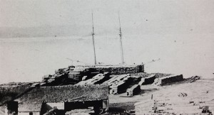 Old image of Hayes township