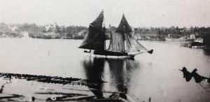 Undine shipping 1800 circa