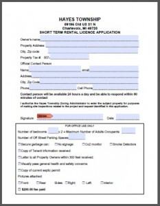 image of a pdf form