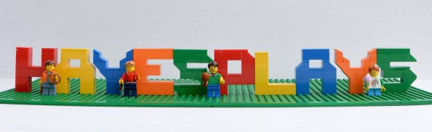 HayesPlays Youtube Lego Cover Art