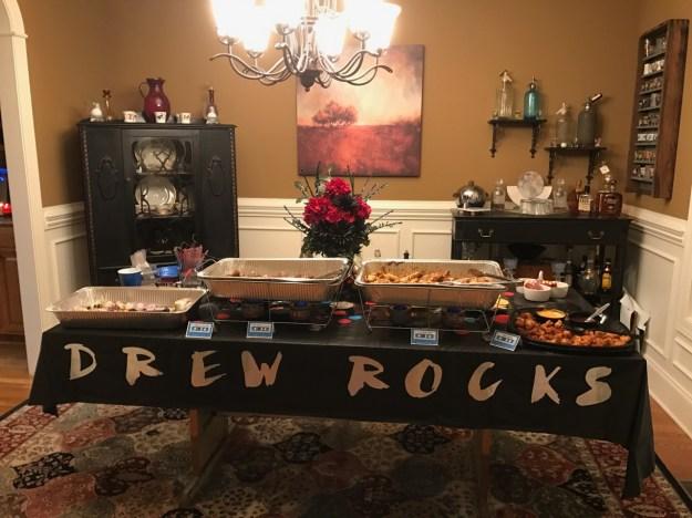 Drew's 50th Rockin' Birthday Party Holly Springs, NC