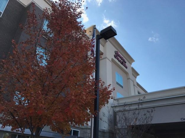 Hampton Inn & Suites Fall in Holly Springs, NC