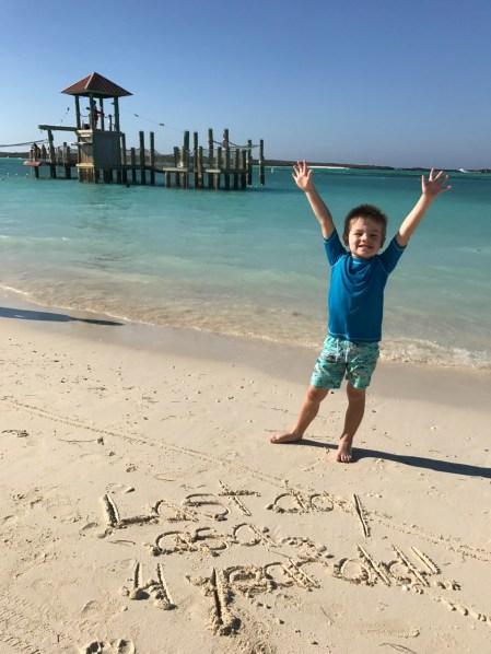 Disney Dream Castaway Cay Last Day at 4