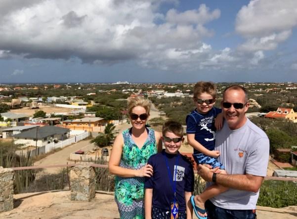 Disney Fantasy Aruba Rock Lookout
