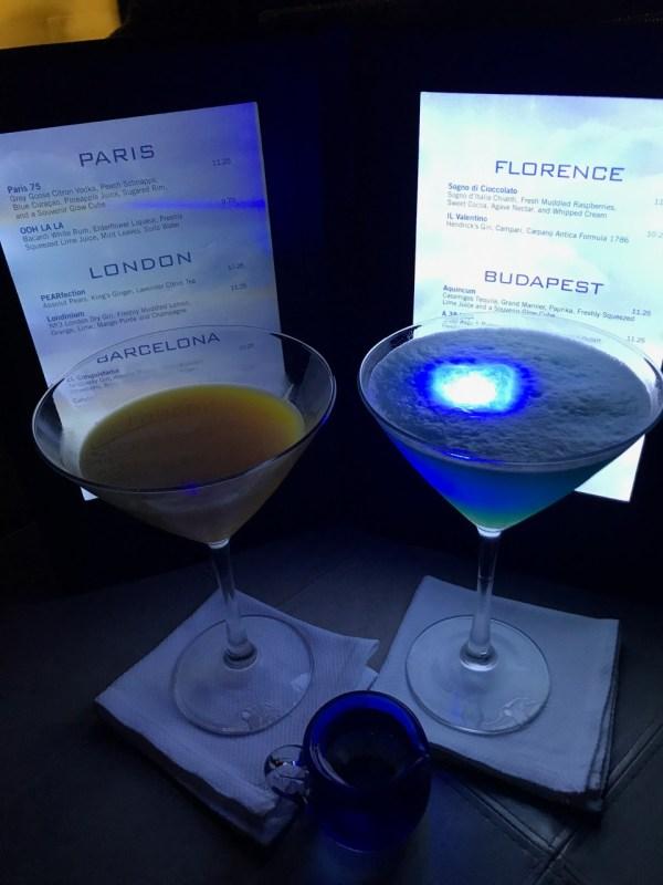 Disney Fantasy Curacao - Skyline Lounge
