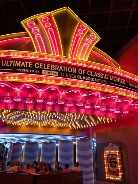 Disney's Hollywood Studios - The Great Movie RIde