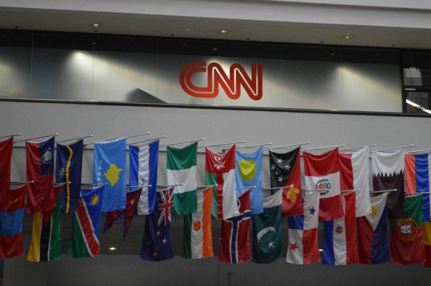 Inside CNN in Atlanta, Georgia