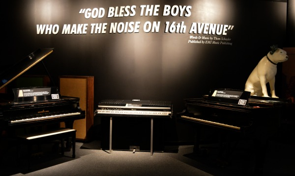 Musician's Hall of Fame: Two Days in Nashville, Tennessee